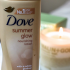 Dove Summer Glow Lotion