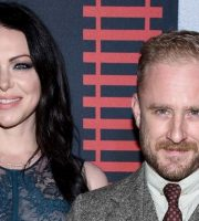 "NEW YORK, NY - OCTOBER 04:  Laura Prepon (L) and Ben Foster attend the ""The Girl On The Train"" New York Premiere at Regal E-Walk Stadium 13 on October 4, 2016 in New York City.  (Photo by Dimitrios Kambouris/Getty Images)"